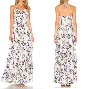 Mallorie Maxi Dress in Orchid Amanda Uprichard